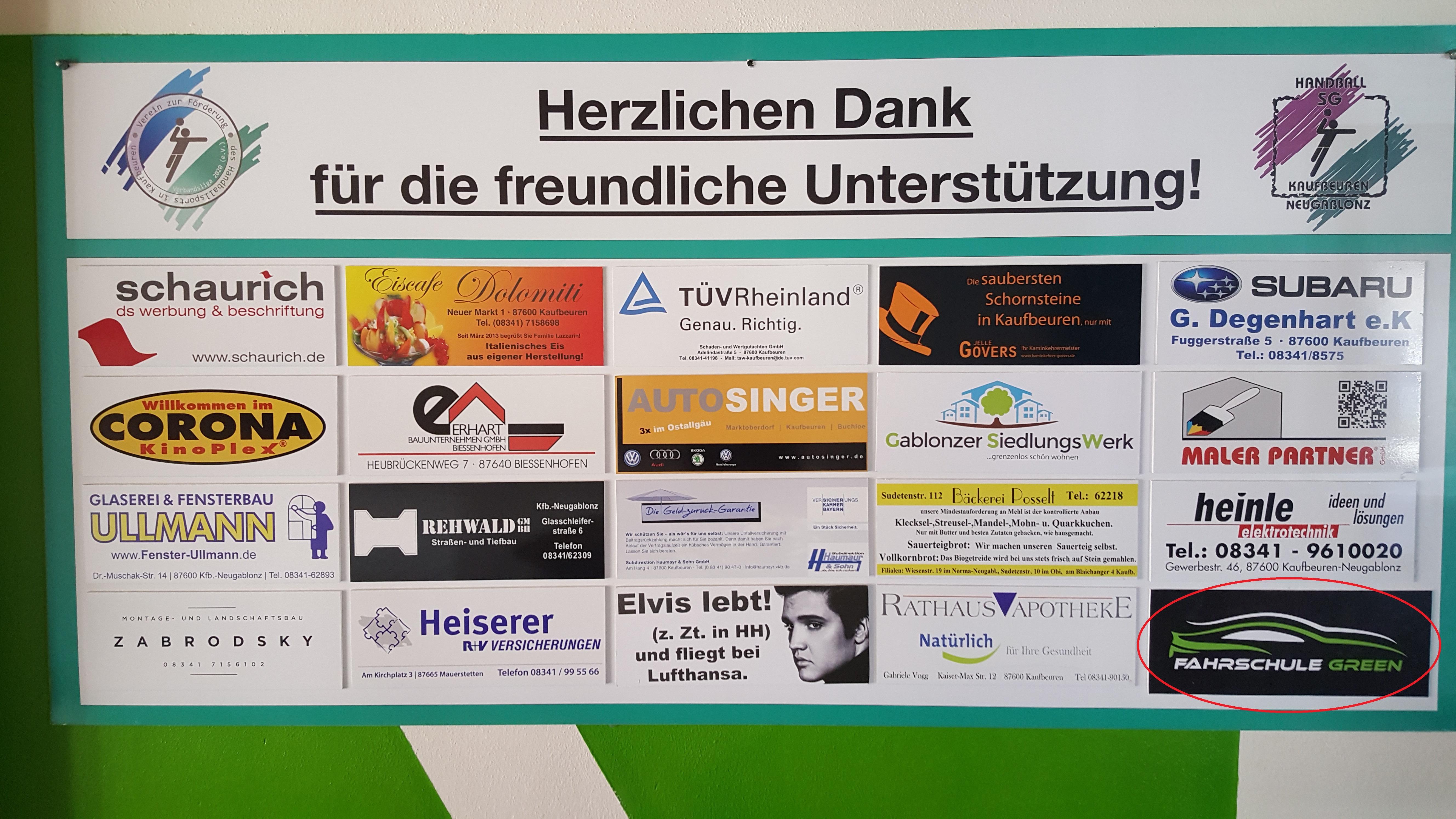 logotafel-sg-kaufbeuren-neugablonz-fahrschule-green